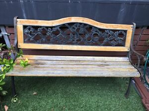 Garden bench seat Bulimba Brisbane South East Preview