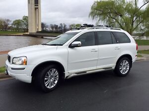 Volvo xc 90 executive d5 my12 Burra Queanbeyan Area Preview