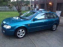 1999 Mazda 323 Astina Wagon Tweed Heads West Tweed Heads Area Preview
