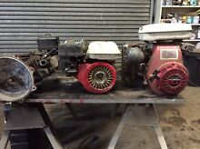3 Honda engines/ pumps GX160, G200, GX110 Meredith Golden Plains Preview