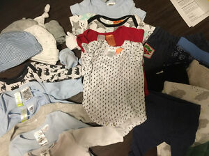 Newborn clothing bundle Bulimba Brisbane South East Preview