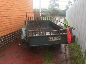 Trailer for hire 7x4 Sunshine West Brimbank Area Preview