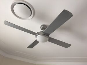 Ceiling Fans On