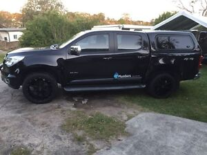 2012 Holden Colorado LTZ 4x4 Auto Frenchs Forest Warringah Area Preview