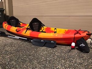 KAYAK - 3 person + accessories Merrimac Gold Coast City Preview