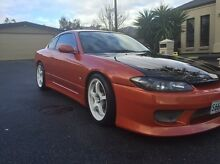 Nissan Silvia S15 Coupe Turbo Manual!!!! 244RWKW!!!! Seaford Meadows Morphett Vale Area Preview