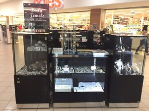 Jewellery(costume) kiosk setup for sale castle plazza Edwardstown Marion Area Preview