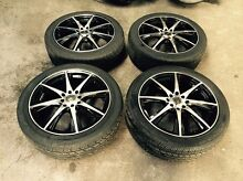 17 inch rims and tyres 4x114.3 4x100 Dandenong Greater Dandenong Preview