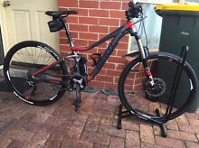 Giant Trance 2016 model 650B Highgate Unley Area Preview