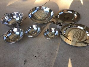 Stainless steel set - Brand new Revesby Bankstown Area Preview