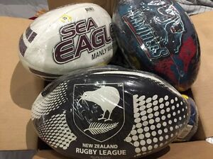 New Zealand Rugby League World Cup 2013 Steeden Ball Kings Park Blacktown Area Preview