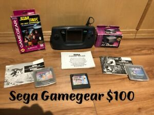Gamegear collection