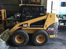 Caterpillar 216B skid steer for hire or sale Naval Base Kwinana Area Preview