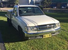 Toyota Hilux 2002 Avalon Pittwater Area Preview