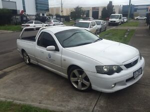 Ford xr6 ute straight gas one yr reg Campbellfield Hume Area Preview