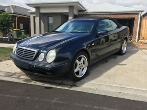 1999 clk 230 kompressor REASONABLE OFFERS CONSIDERED Epping Whittlesea Area Preview