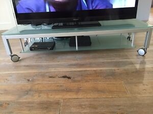 Tv table -stand Ramsgate Rockdale Area Preview