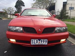 2003 MITSUBISHI MAGNA SPORTS DUAL FUEL AWD REGO AND RWC Reservoir Darebin Area Preview