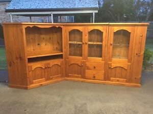 Tv cabinet. Pitt Town Hawkesbury Area Preview