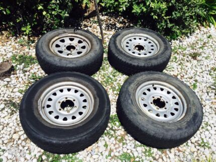 Free Rims to suit Holden Rodeo