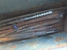 Jack hammer bits. Need gone Blacktown Blacktown Area Preview