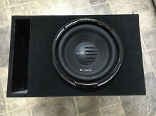 "Orion xtr pro 12"" dual voice coil 2 ohm subwoofer and ported box Liverpool Liverpool Area Preview"