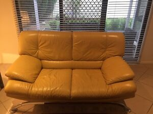 Demir Leather 2 Seater & 3 Seater Quakers Hill Blacktown Area Preview