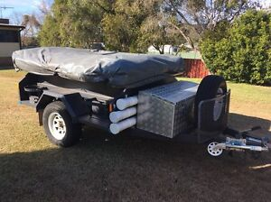 Camper Trailer Clarence Town Dungog Area Preview