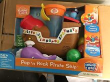 Bright Starts Pop n Rock Pirate Ship Revesby Bankstown Area Preview