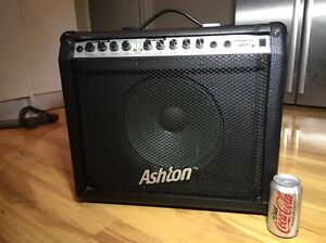 Ashton Guitar Amplifier Amp Swan View Swan Area Preview