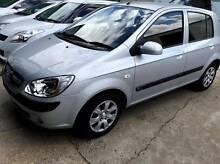 CHEAP DEAL!! PRICE DROP**QUICK SALE**2009 Hyundai Getz Hatchback Sumner Brisbane South West Preview