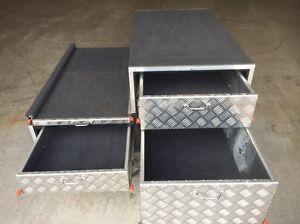 Drawers- Suit 4x4, Custom Made Parklands Mandurah Area Preview