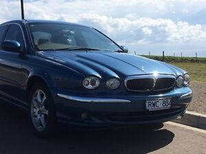 2002 JAGUAR X TYPE AUTO Clifton Springs Outer Geelong Preview