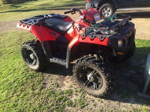 Polaris 850 twin cylinder sportsman quad bike Rutherford Maitland Area Preview