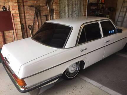 1974 Mercedes Benz 280E