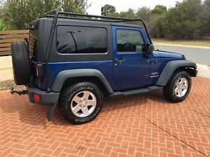 Jeep Wrangler Sport 4x4 Heathridge Joondalup Area Preview
