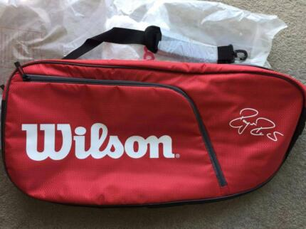 UNUSED 6-racket Wilson Tennis Bag