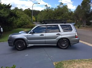 2006 MY07 Forester XT Luxury Castle Hill The Hills District Preview