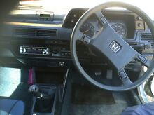 Honda accord 1983 hatch Northbridge Perth City Preview