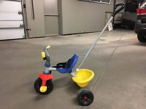 Tricycle pour bambin/Infant tricycle