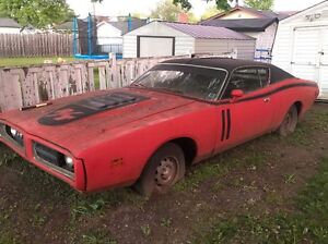 WANTED! old dodge cars and trucks or just old parts