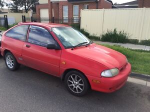 1998 festiva automatic Meadow Heights Hume Area Preview