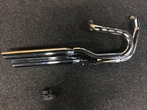 Harley Davidson Exhaust system. It came off a 2015 wide glide. Tecoma Yarra Ranges Preview