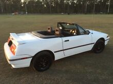 Ford Capri Convertible - Urgent Sale - Make An Offer Chambers Flat Logan Area Preview