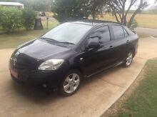 2007 Toyota Yaris YRX sedan Pallarenda Townsville City Preview