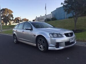 Holden ve sports wagon 2011 Jacana Hume Area Preview