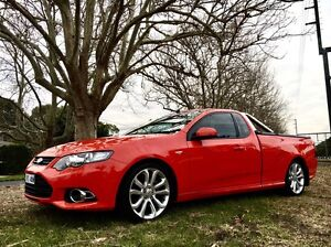 2013 Ford FG MK11 XR6 Turbo Ute Glen Huntly Glen Eira Area Preview