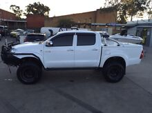 Toyota hilux sr5 upgrade 2007 Hurstville Hurstville Area Preview