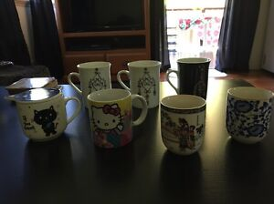Assorted teacups Yeronga Brisbane South West Preview