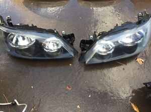 Ford ba xt head lights Muswellbrook Muswellbrook Area Preview